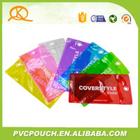 Wholesale pvc cell phone accessory bag