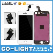 Factory cheap OEM for apple iphone 5 s lcd with digitizer paypal accepted