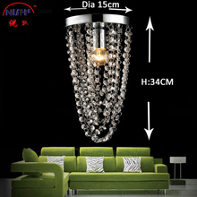2015 new light- 1L cheap crystal ceiling light