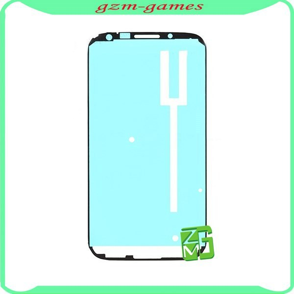 For Samsung Galaxy note2 II-N7100 N7105 I317 OEM Front Housing Frame Bezel Plate Adhesive Sticker
