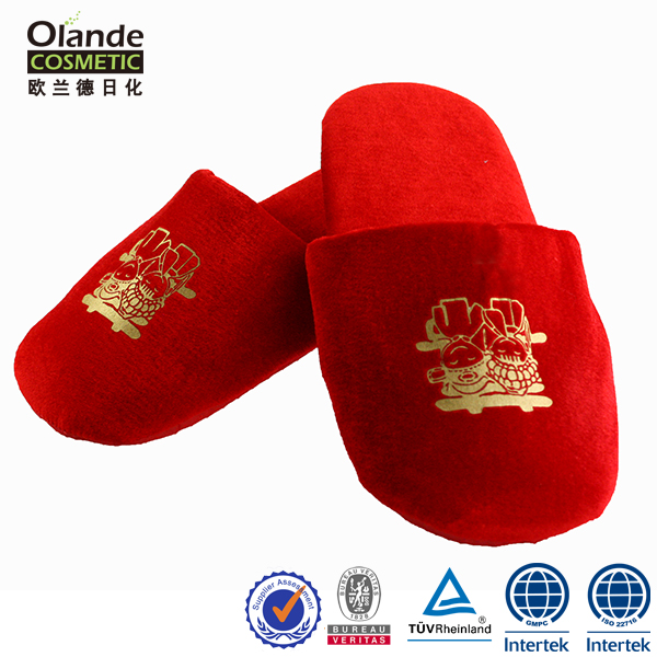 Latest Design Cheap Wholesale Wedding Slippers For Guests