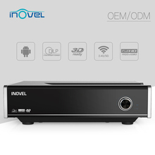 Newest 3D Wifi Android System projector. FUll HD Native resolution 1080P.