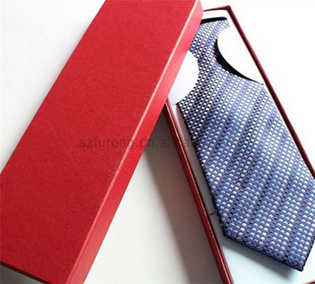 best price cardboard tie box