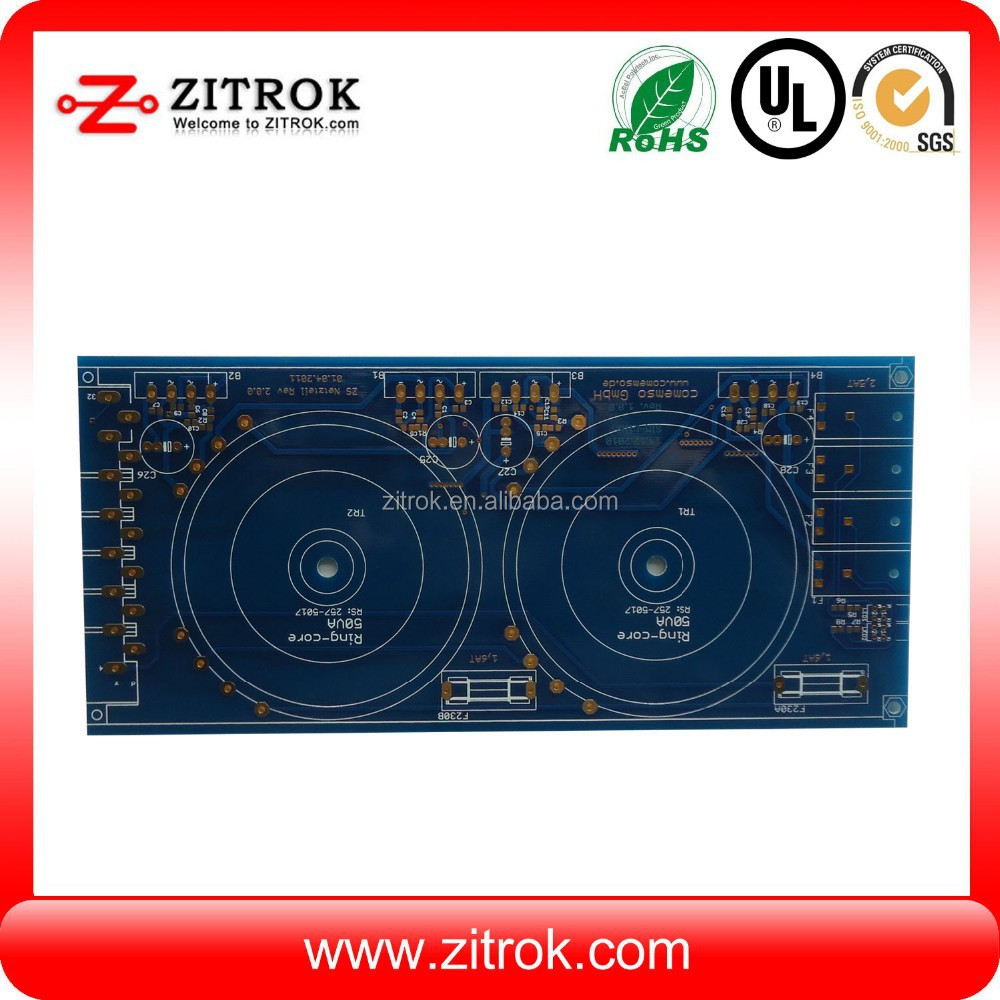 PCB for ultrasonic mist generator,94v0 PCB board fabrication&assembly
