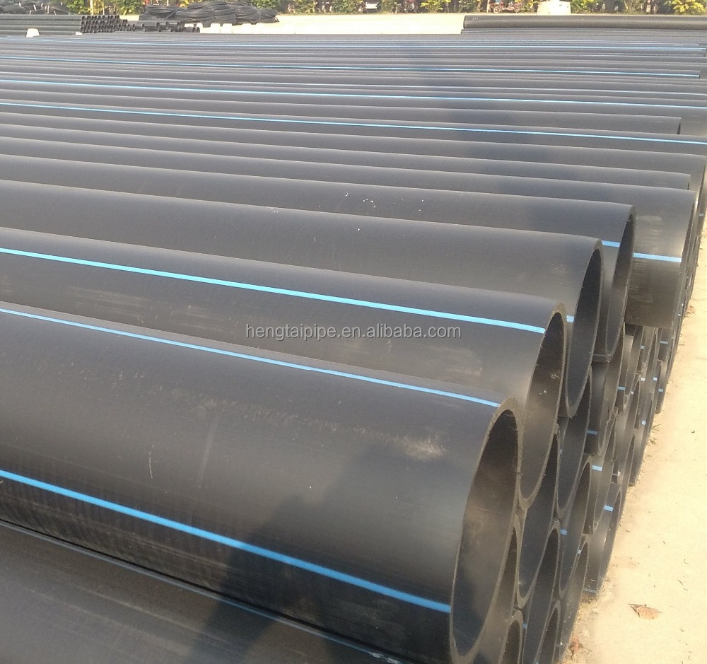 flexible hdpe drainage pipe for water supply