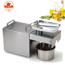 automatic home use oil presser / peanut, sesame, rapeseed, sunflower, olive oil press machine
