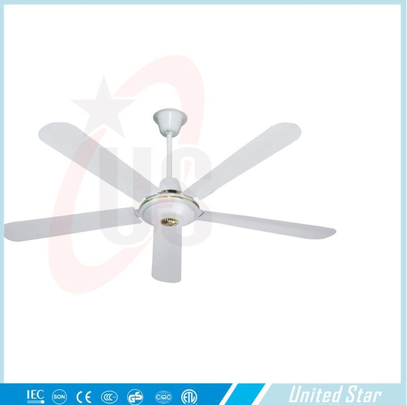 5 blade ceiling fan with good airflow