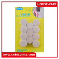 sticky felt pad, table leg felt pad, sofa felt pad