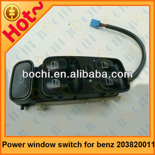 2013 hot sale electronic car switch panel