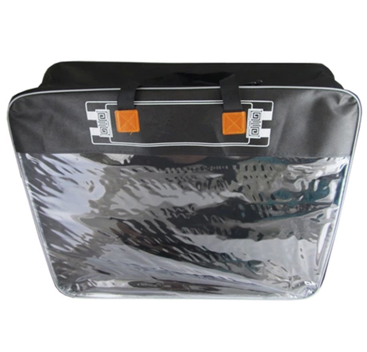 High Quality More Reliable Car Cushion Carpet Bag with Steel Wire Frame