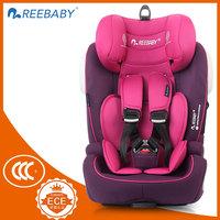 NEW fashion baby car seat 1 2 3 isofix