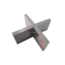 Well design grey color plastic tile leveling cross spacers