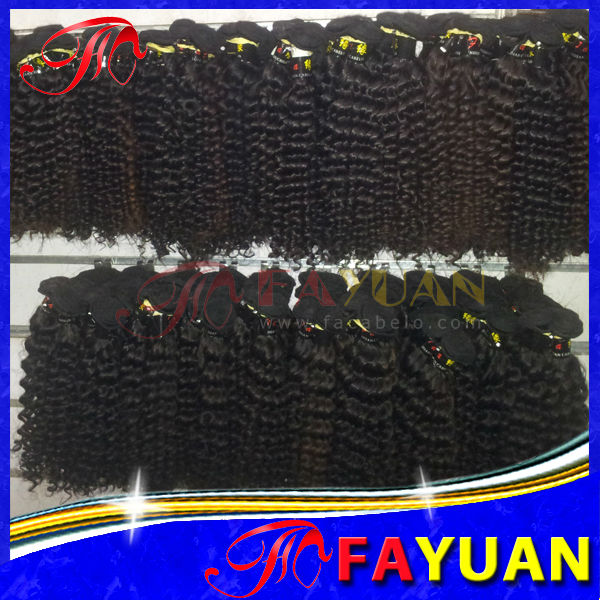 Accept paypal!!! wholesale cheap virgin remy hair human weave 5a kinky curly peruvian hair