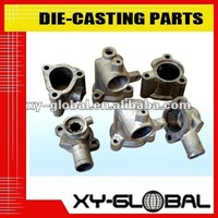 Superior Quality Wrought Iron Railing Parts Alumnum die casting mould die casting part