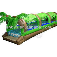 Inflatable coconut tree water slide-water slide for pools
