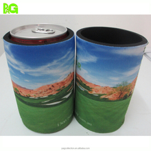 Real Factory Can Cooler with Full Color Printing