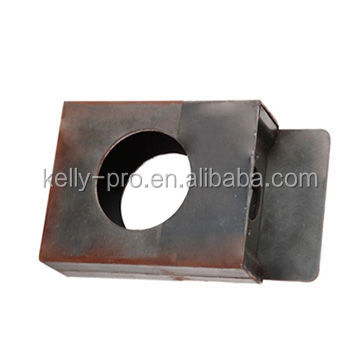 Single Metal Deadbolt Gate Lock Box for Steel Gate