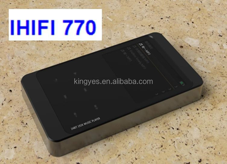 2015 Latest Fully New Upadated Xuelin IHIFI 770 music mp3 <strong>player</strong>