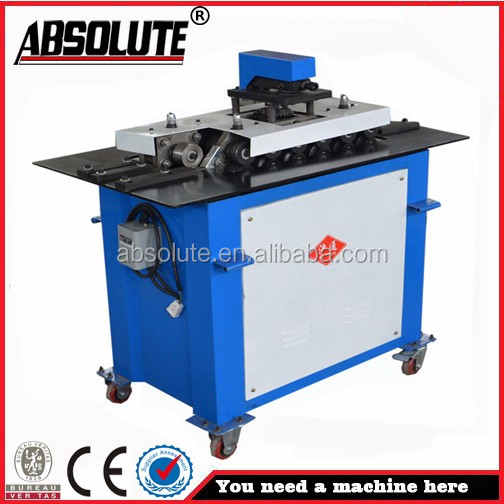 2017 new style Clamp rectangular Metal forming machine