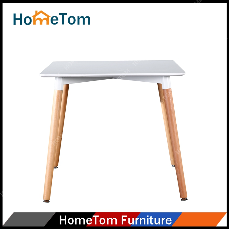 Hometom Furntiure Modern Wood Dining Table