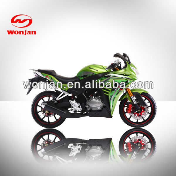 2013 New Style 150cc Popular Racing Motorcycle (WJ150R)