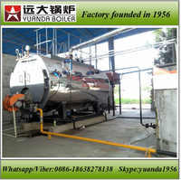 Manufacturer direct sale caldera de aceite,oil steam boiler