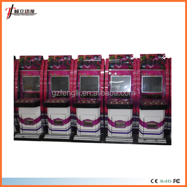 4-8 players Electronic bingo game key master game machine-Western Journey/ shui liandong