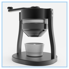 Easy operated high end manual coffee mill grinder China original Design manual/hand coffee grinder