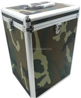 aluminum truck aluminum case&portable instrument box with handle and logo
