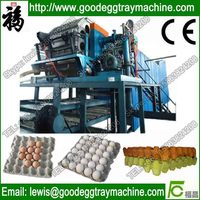 Waste Paper Shoe Tray Forming Machine/Paper Pulp Shoe Tray Machine