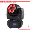 New dj light 6*15W led wash moving light or flower vortex moving head