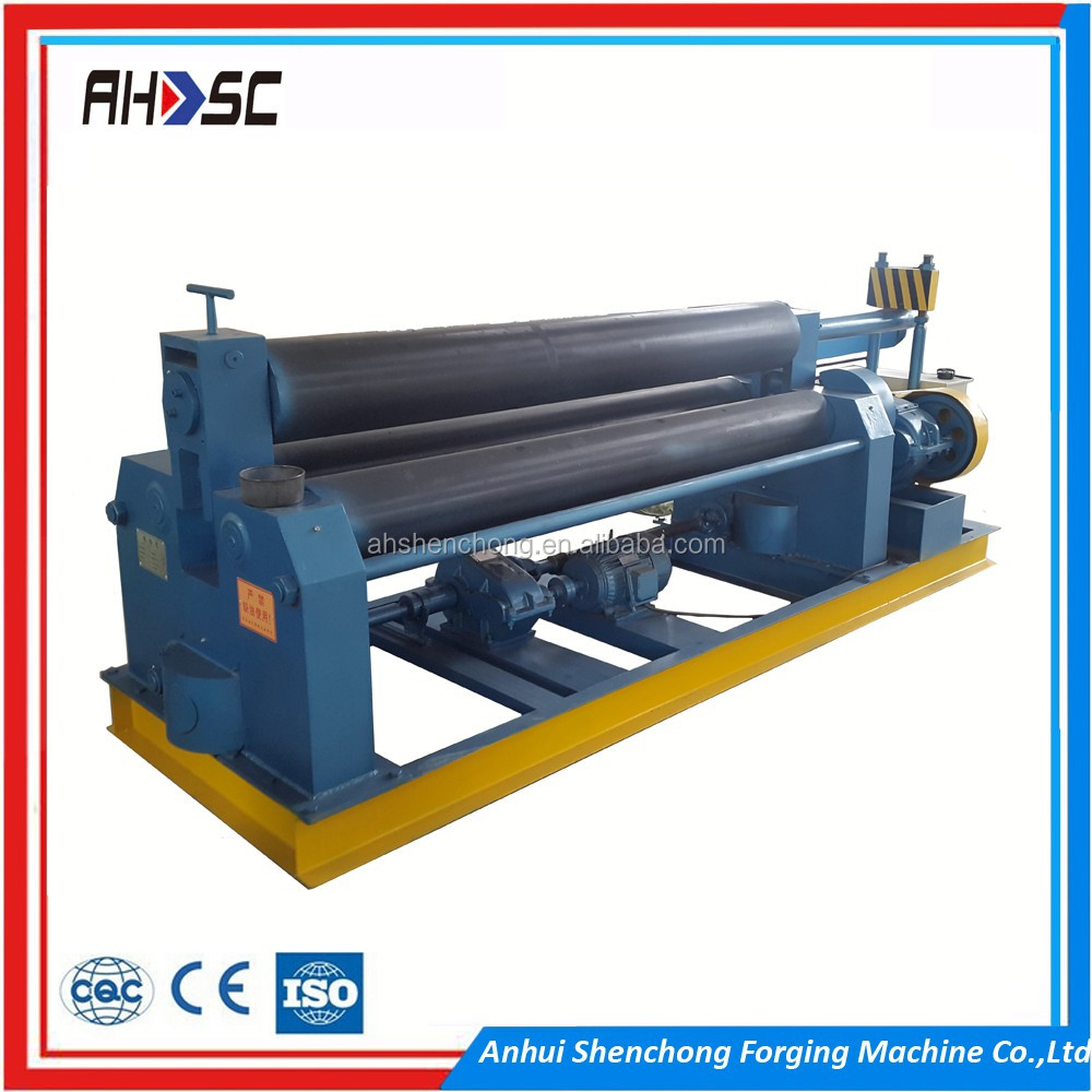 Hot sale <strong>W11S</strong>-10x3200 rolling machine /bending rolling machine