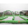 0.6mm PVC Tarpaulin Inflatable Zorb Ball Track Manufacturer