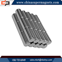 Super Strong Sintered Customized Industrial n48h neodymium magnet