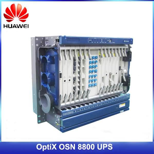 HUAWEI OptiX OSN 8800 UPS OTN/WDM/SDH Fiber Optic Networking CWDM DWDM