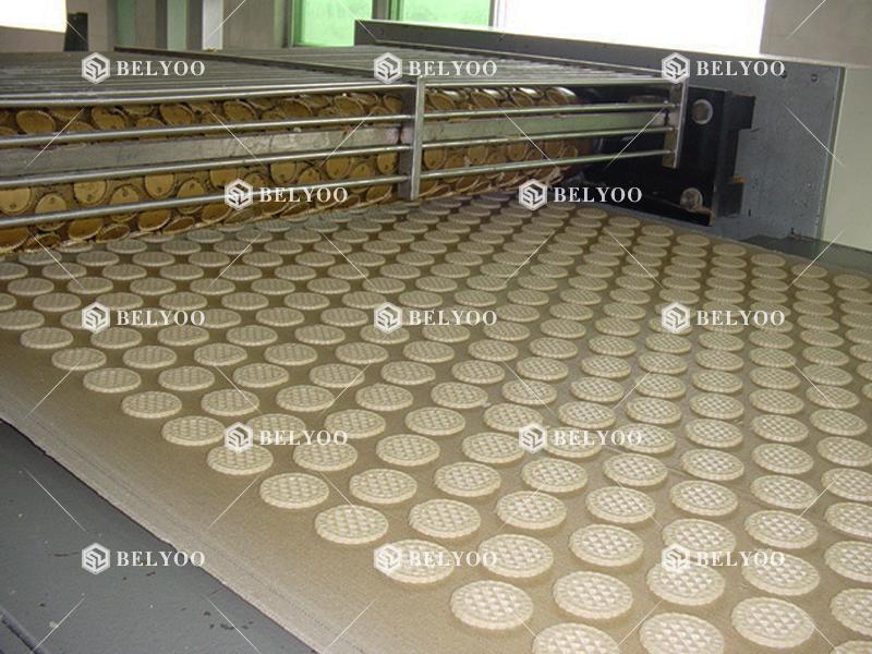 biscuit making machine line price