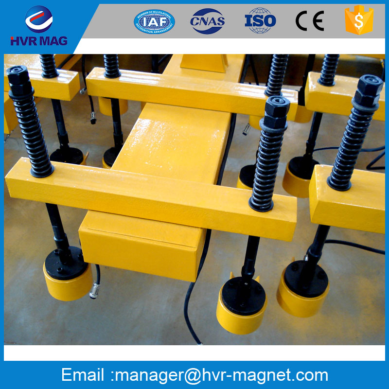 industrial product lifting magnet small electromagnet for steel plate handling