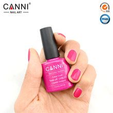 #30917W Canni nail polish french white nail polish uv gel lidan