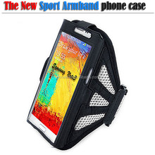 Cell phone case /sport armband case for Samsung Galaxy note 3