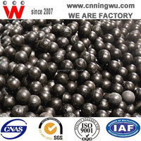 iron casting steel grinding media ball for ore cement