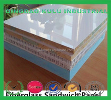 FRP XPS Sandwich Panel,FRP PP honeycomb sandwich composite panel,FRP EPS/PU sandwich composite panel