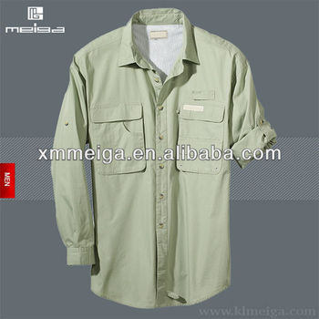 Polyester long sleeve quick dry fishing shirts buy for Polyester fishing shirts