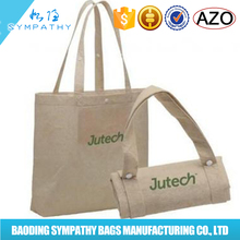 Custom Wholesale Cheap Reusable Folding PP Non woven Shopping Bag