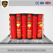 Wholesale powerful loud bomb firecrackers thunder king fireworks