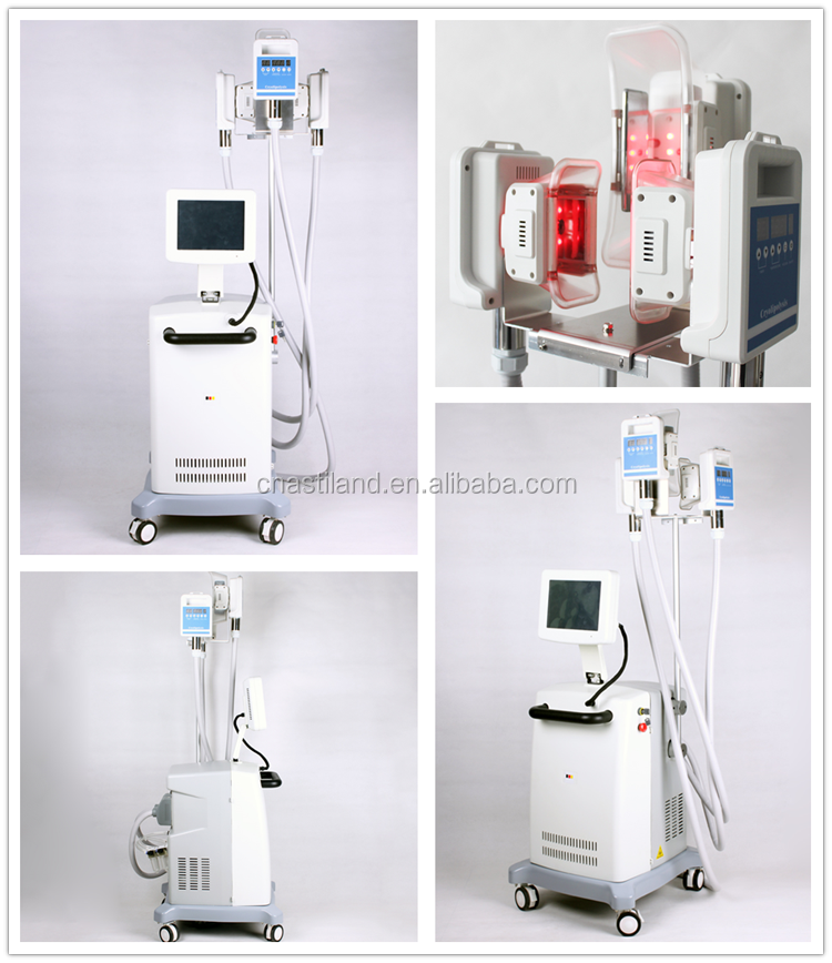Remodelage du corps minceur graisse gel cryolipolysis machine