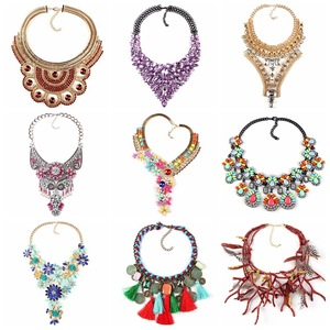 Gift costume jewelry tops for women 2017
