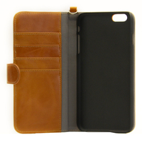 Leather 5.5 inch wallet phone case