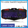 hot new backlit keyboard pc backlit ergonomic keyboard led gaming keyboard