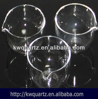 high purity Quartz Glass Ware for chemical industry
