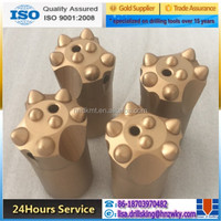 Chinese direct manufacturer high wear resistance 32mm taper button bit